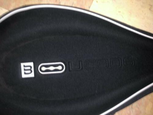 Wilson Ncode Tennis Bag Black NEW