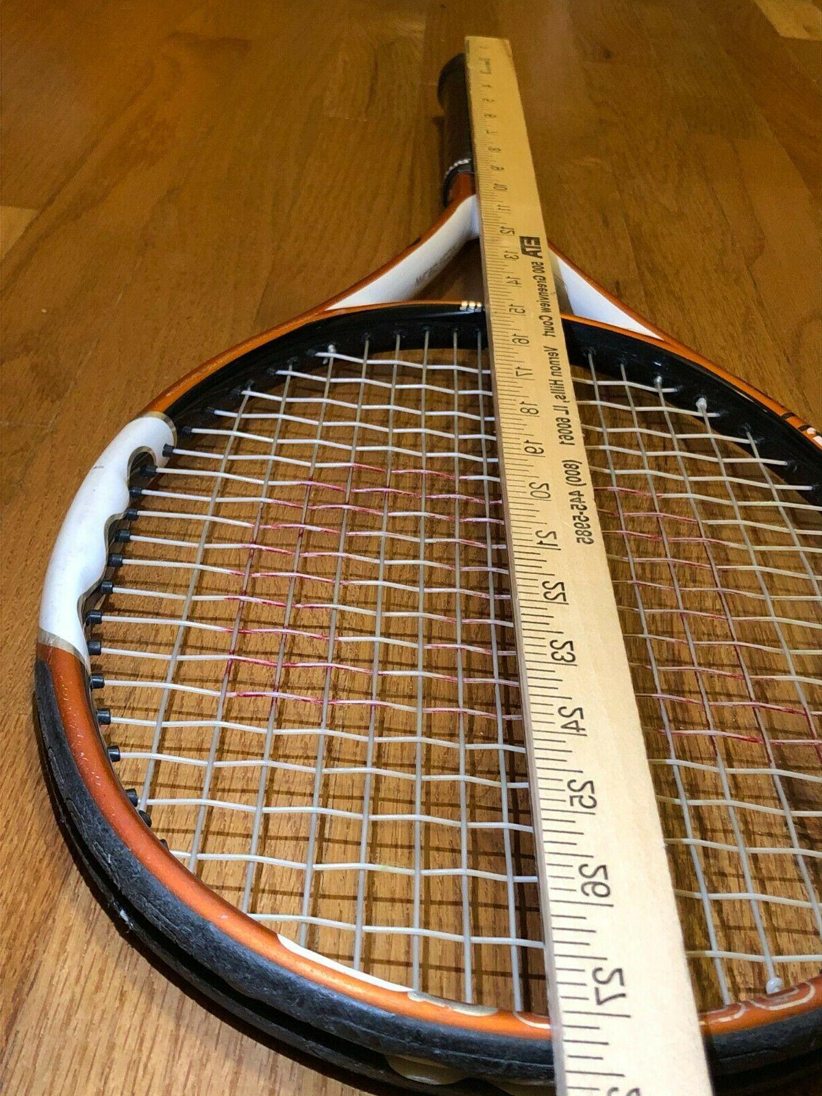 Wilson NCODE 95 Tennis 4