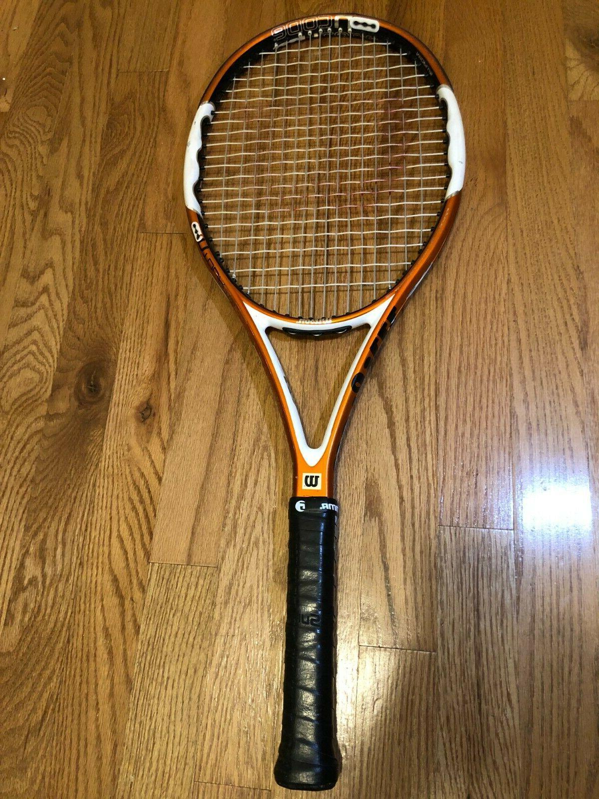 Wilson Tennis 4