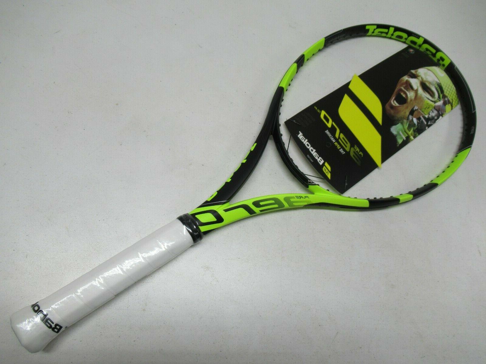 new 2018 pure aero team tennis racquet