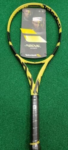 New 2019 Babolat Pure Aero Team Tennis Racquet  285g/10.1oz