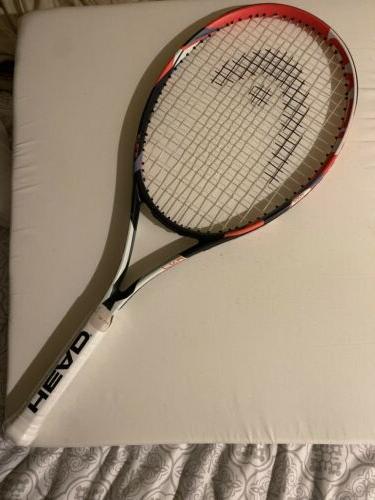new attitude pro tennis racquet racket 4