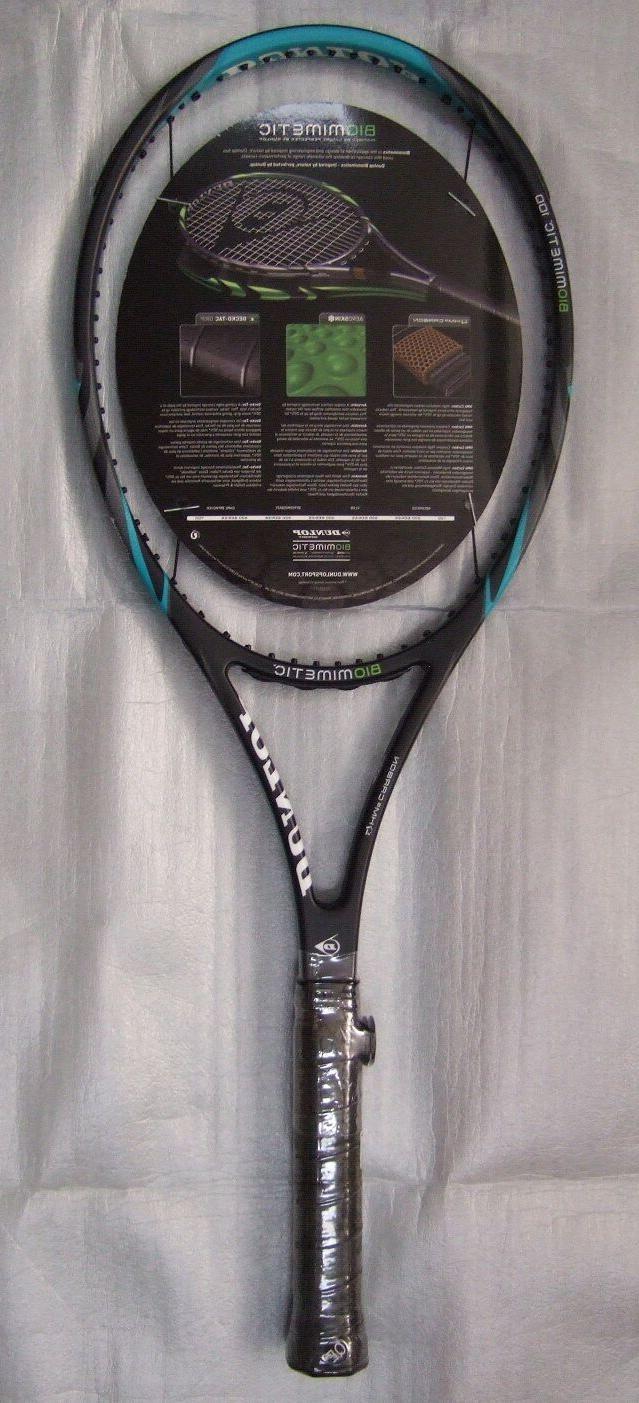 New Biomimetic 4 Racquet Racket