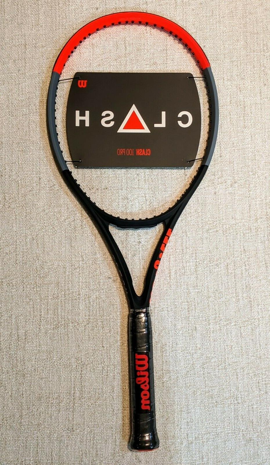 new clash 100 pro tennis racquet grip