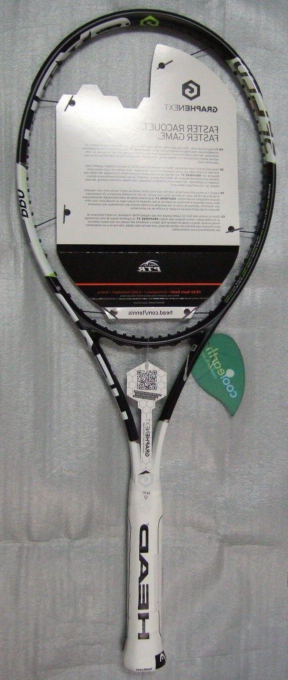 New GRAPHENE Speed Pro Tennis Racquet