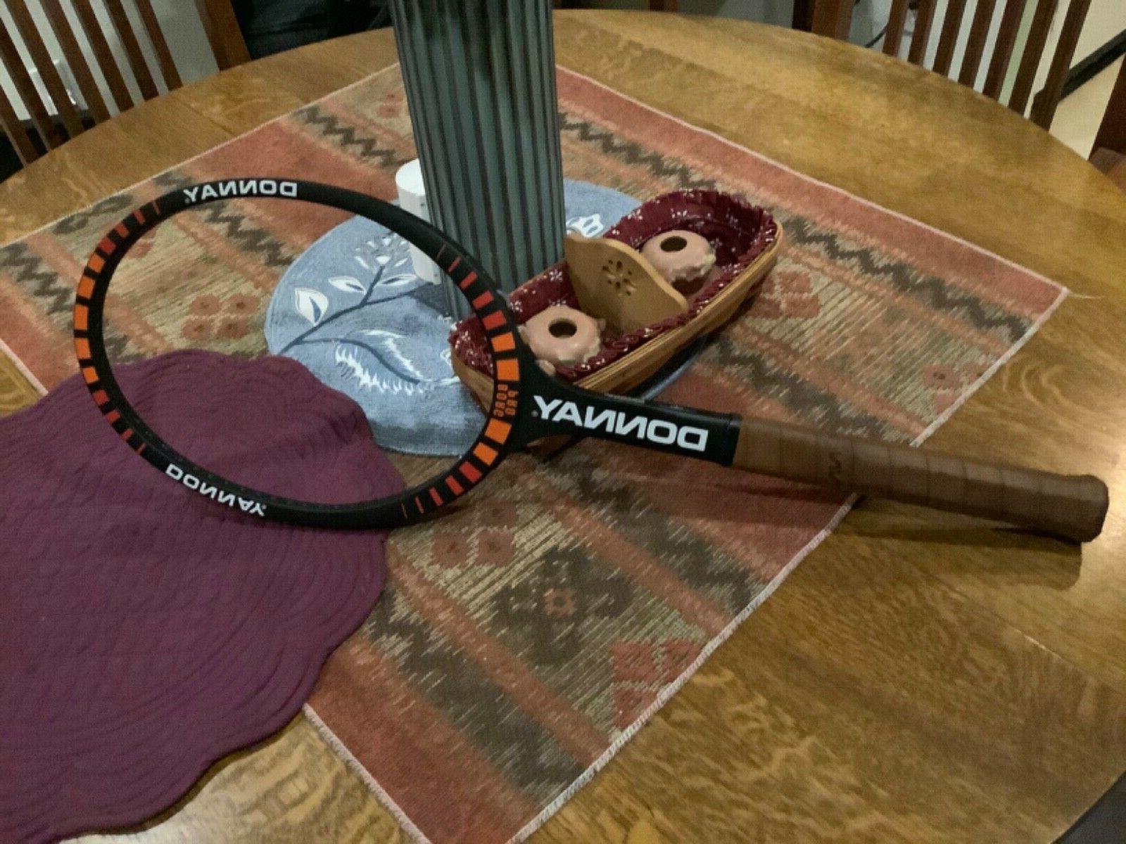 new original rare borg pro tennis racquet