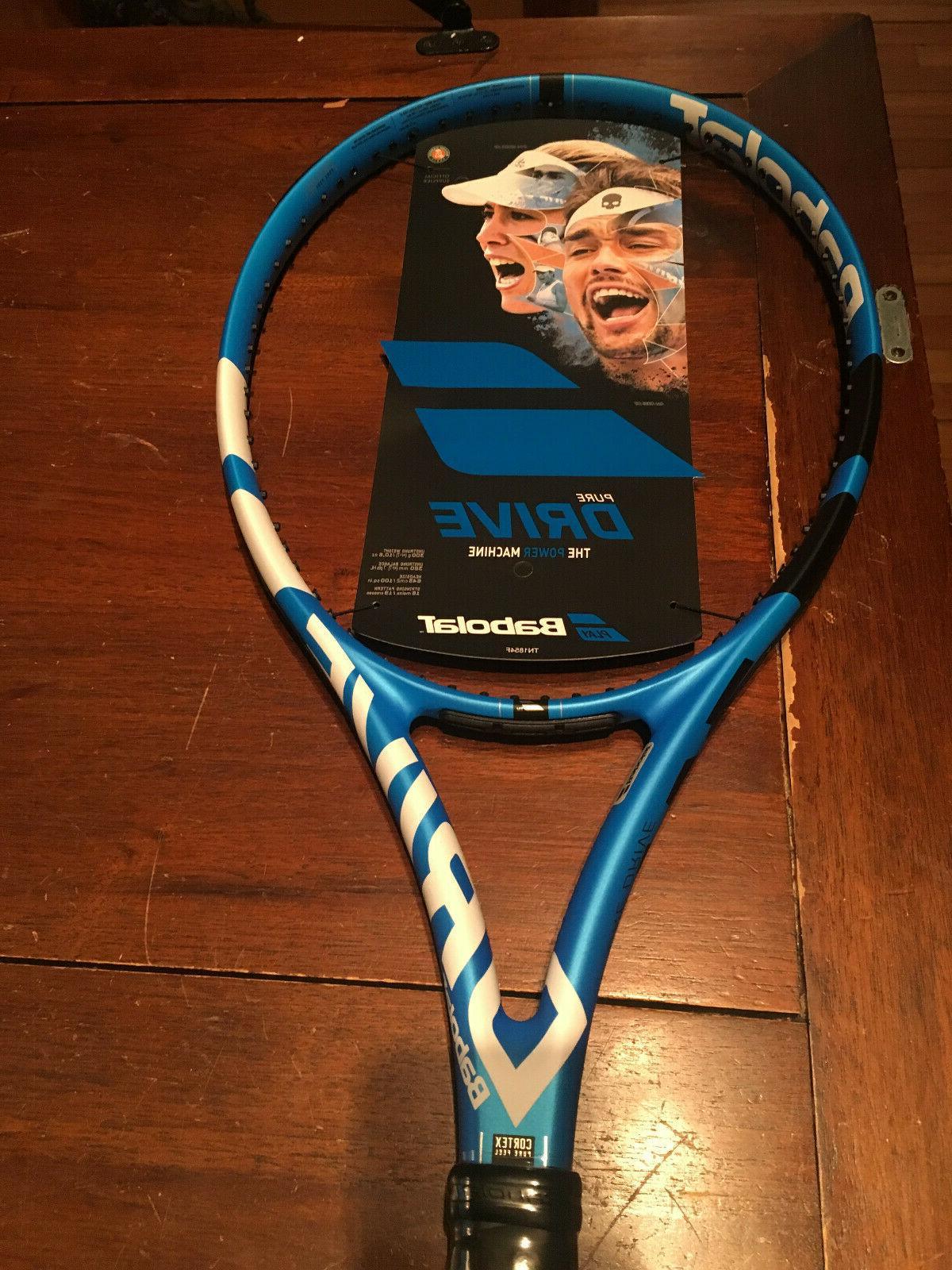 new pure drive 2018 tennis racquet 4