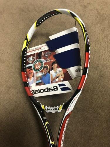 New Pure Drive Sz 4 1/4 Garros