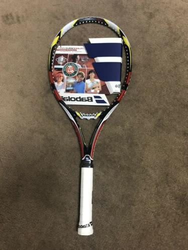 new pure drive 260 tennis racquet unstrung