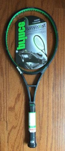new textreme tour graphite 100xr tennis racket