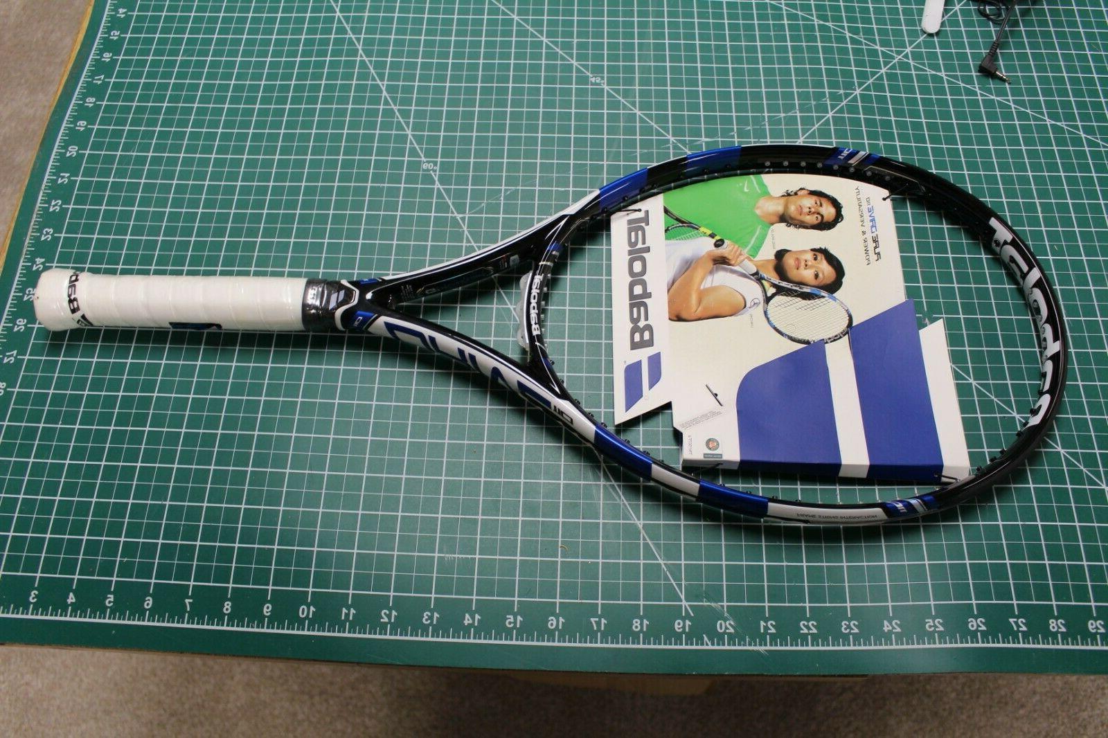 new unstrung pure drive 110 tennis racquet