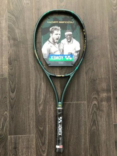 new vcore pro 97 emerald green tennis