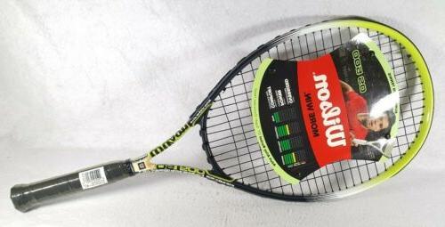 os 500 strung tennis racket
