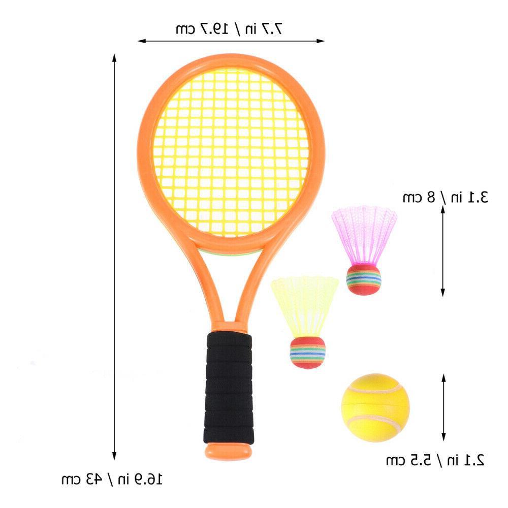 / Badminton Set Garden Outdoor Kids