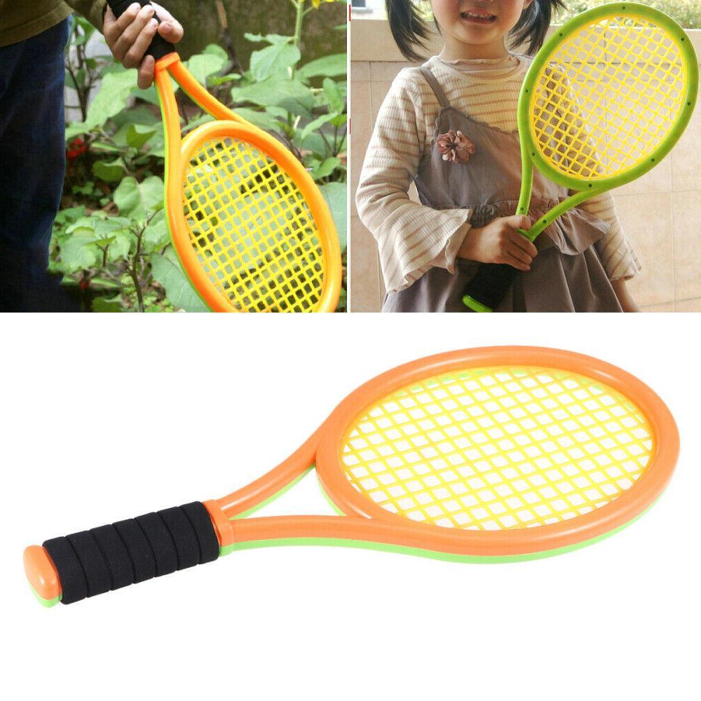 Parent-child Tennis / Badminton Set Beach Garden Outdoor Toy
