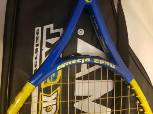 Gamma S3 XL Tennis Ship EUC