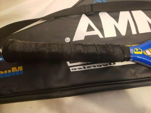 Gamma Powerstick Tennis Racket Ship Excellent EUC