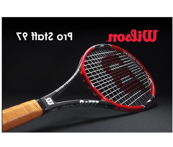 Wilson Pro Federer Tennis 3/8 Inches