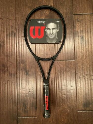 pro staff 97 ps97 black tennis racquet