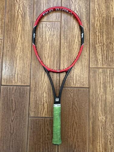pro staff 97 tennis racquet