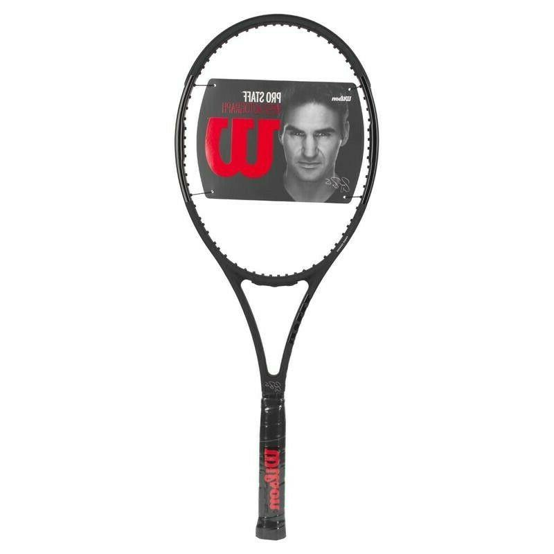 pro staff rf97 autograph tennis racket black