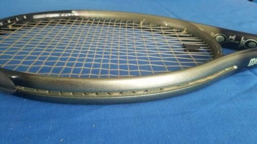 system racquet w Grip.