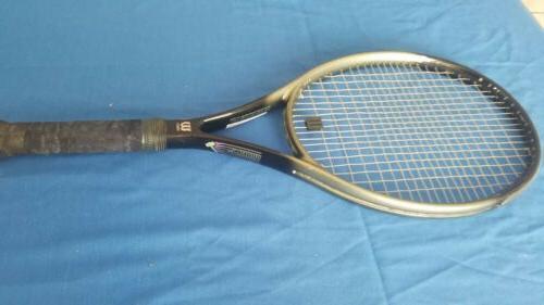 profile 2 7 hammer system tennis racquet