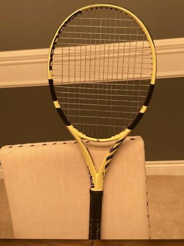 Babolat Pure Aero 2019 Tennis Racquet 1/4
