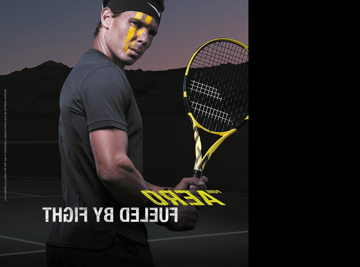 Babolat Plus tennis racket, edition!