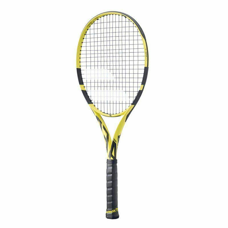 pure aero plus tennis racket nadal latest