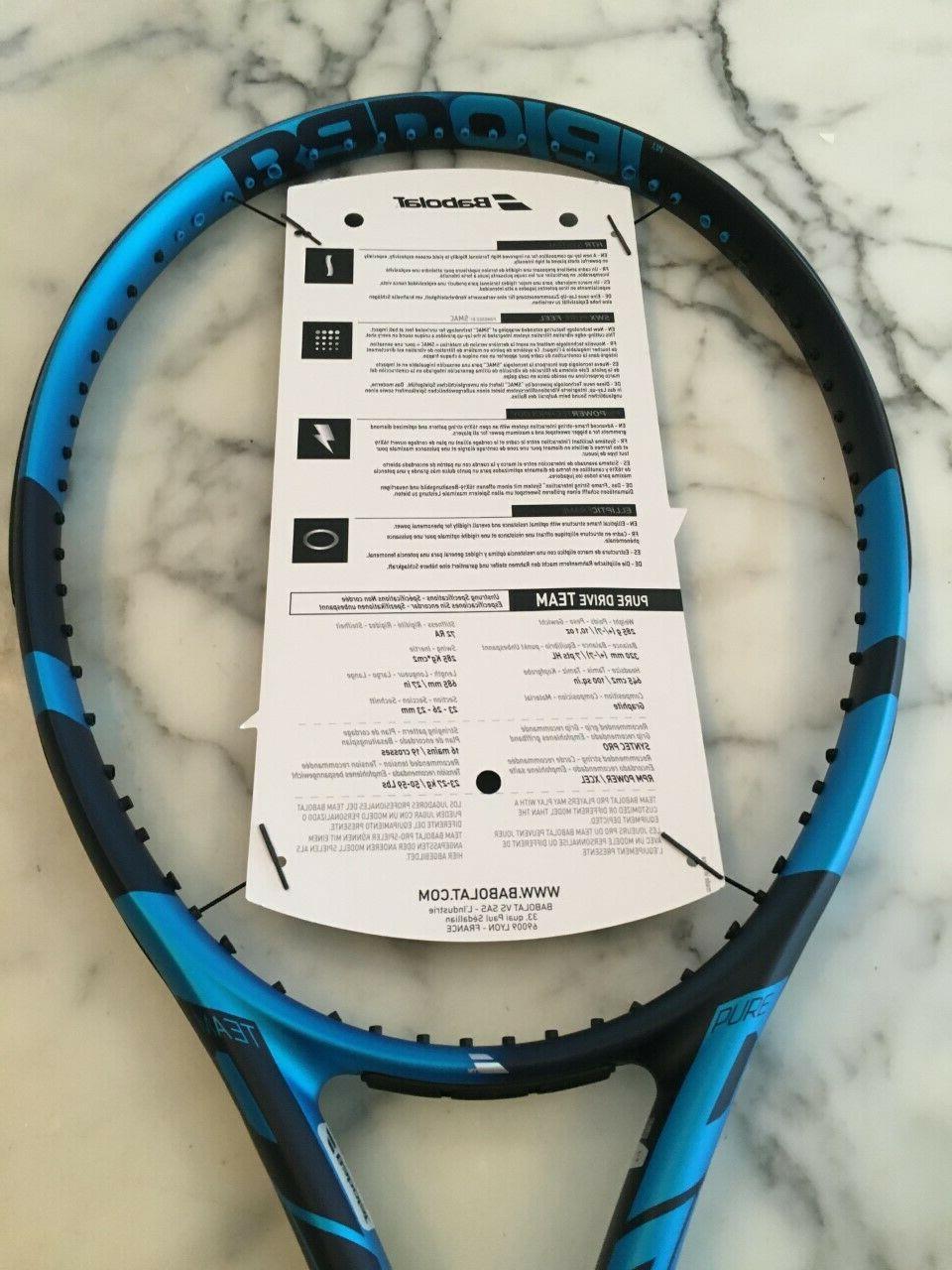 pure drive team 2021 latest edition tennis
