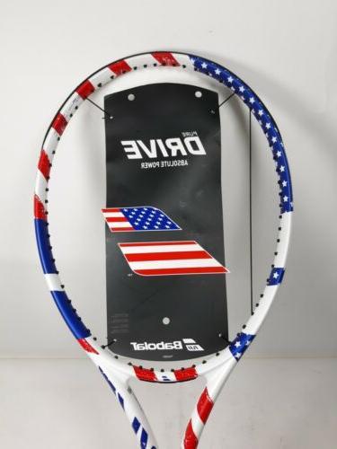 pure drive usa tennis racquet size 4