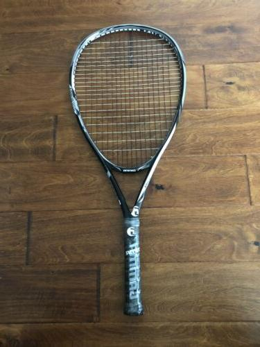 rzr bubba 137 tennis racquet 4 3