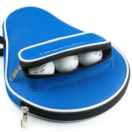 single table tennis racket cases ping pong