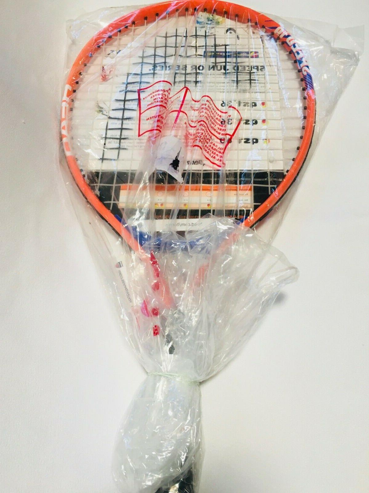 """HEAD 35"""" 19 Junior Orange Tennis"""