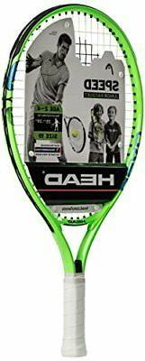 HEAD Speed Kids Tennis Racquet - Beginners Pre-Strung Head L
