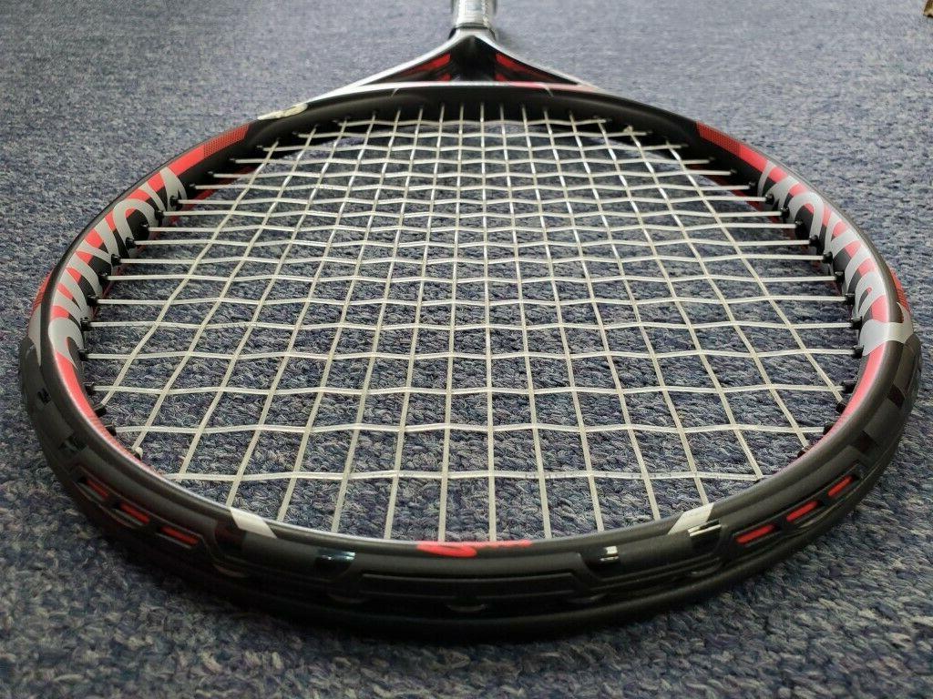 Dunlop CZ 100S Strung Tennis Grip Size 4