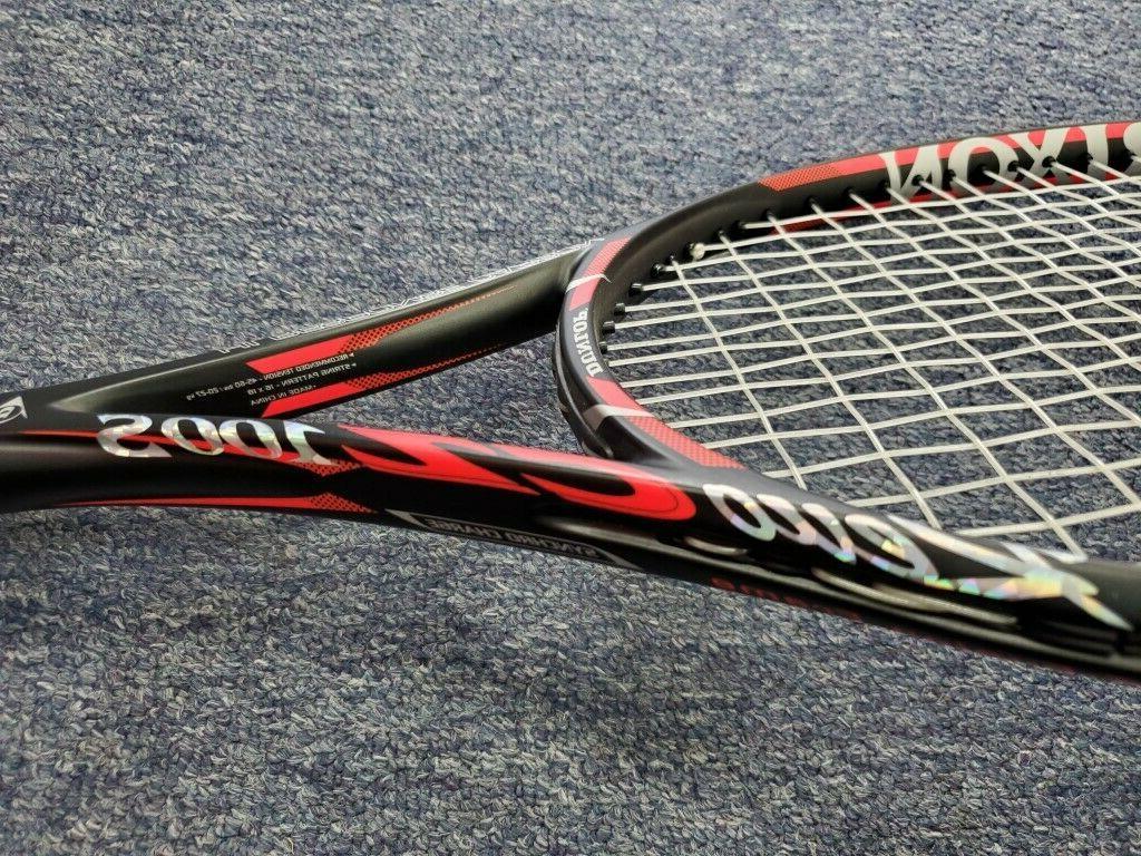 Dunlop Srixon 100S Strung Tennis Grip 4