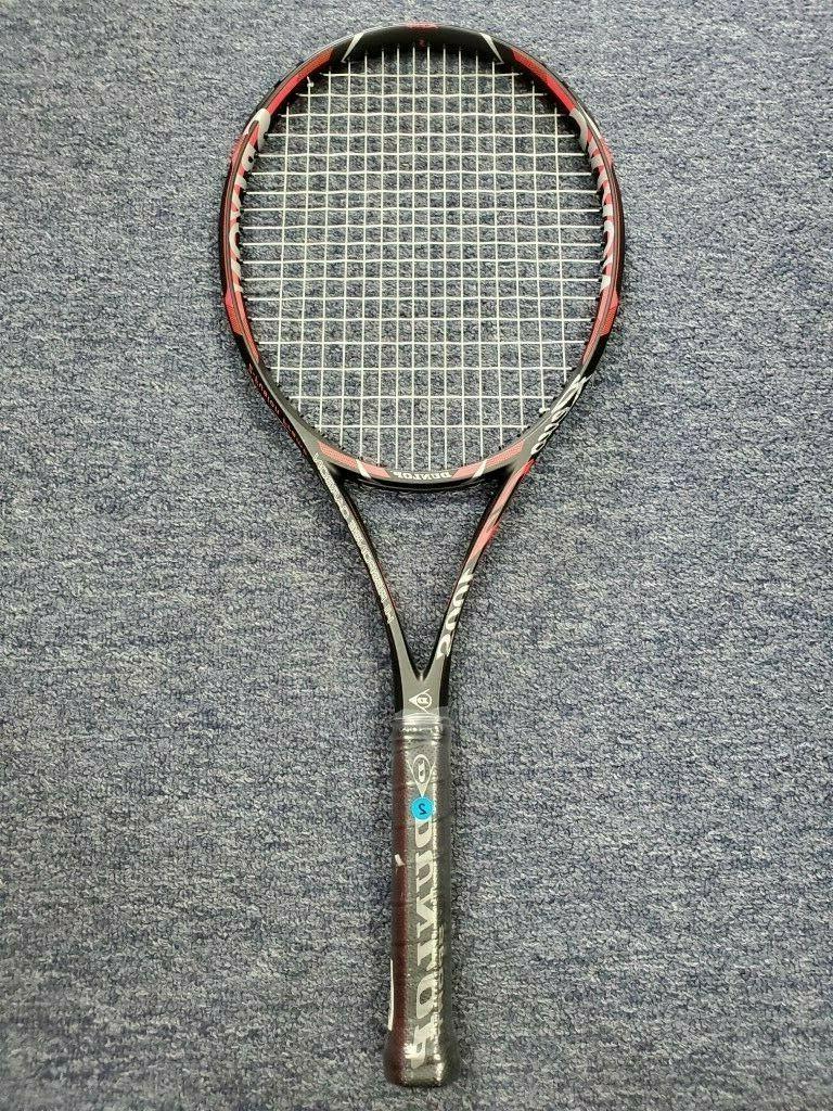 srixon revo cz 100s strung tennis racket