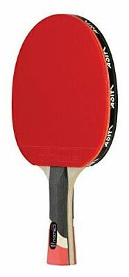 STIGA Pro Carbon Performance-Level Table Tennis Racket with