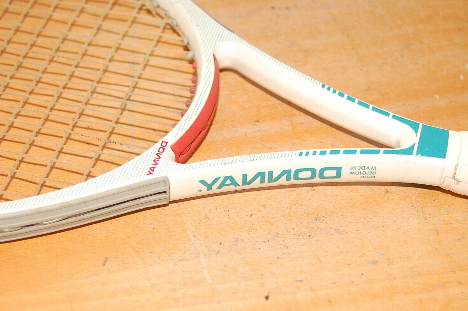 Donnay Carbon Tennis Racket 4 1/4