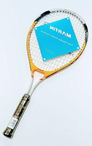 t113 junior mid size titanium tennis racket