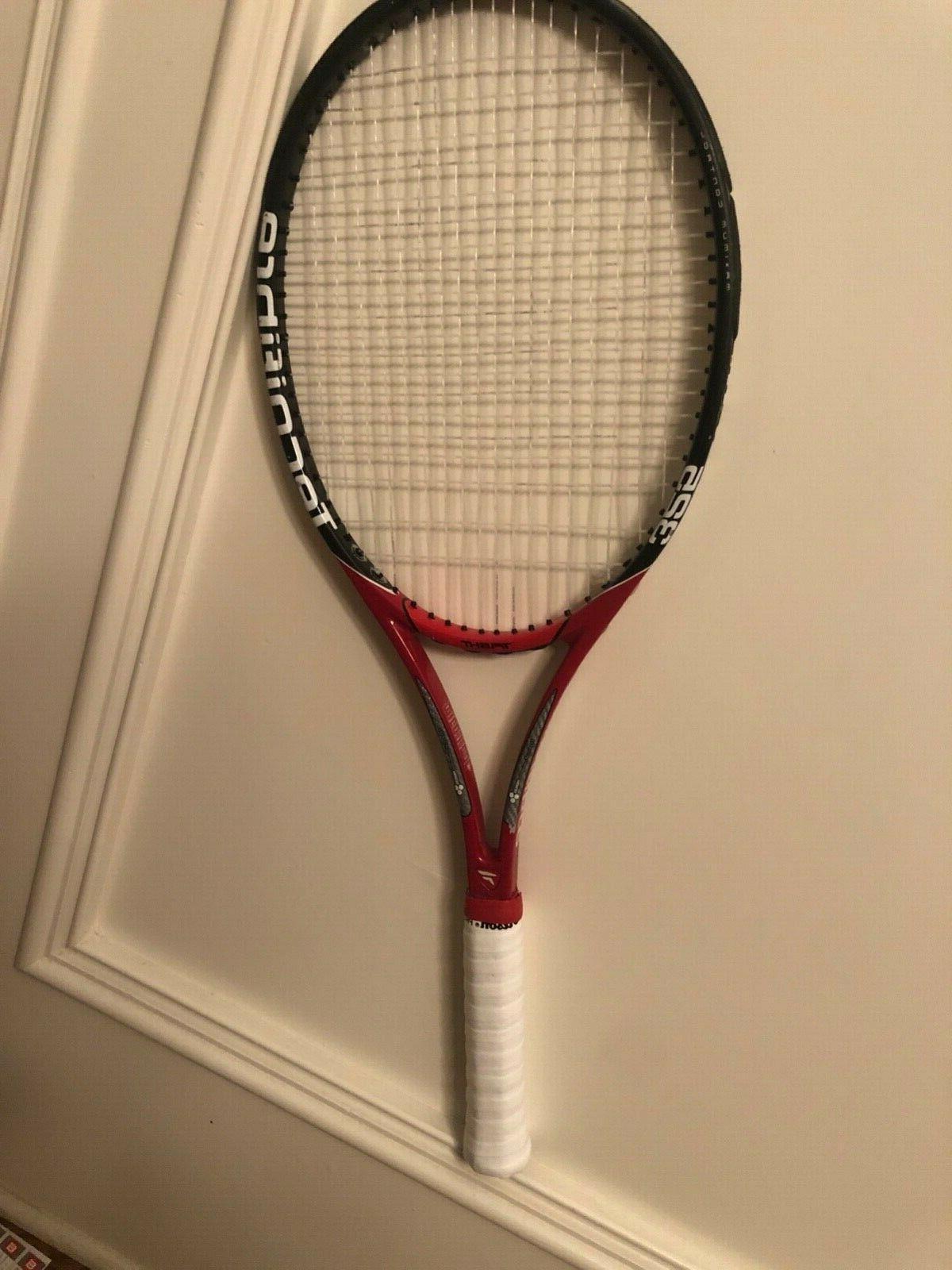 tecnofibre 325 tennis racket