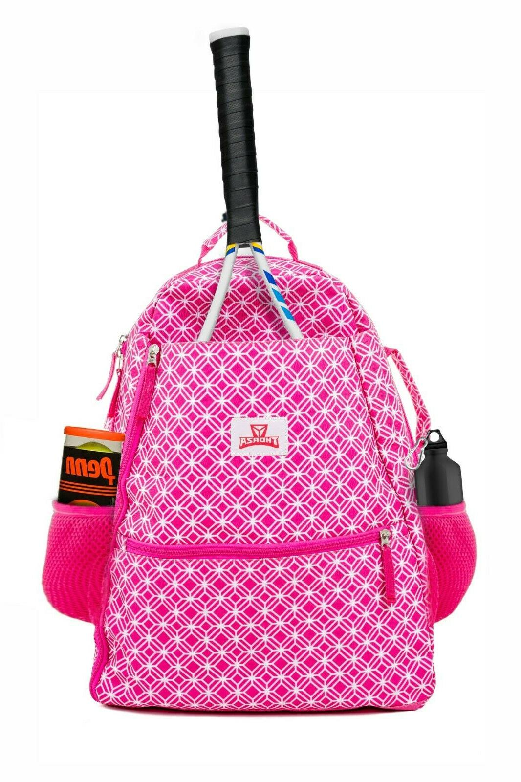 tennis racket backpack for women stores 2