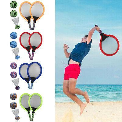 Tennis Parent-child Beach Kids