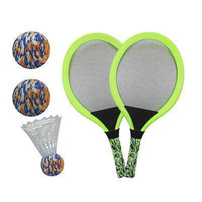 Tennis Set Parent-child Kids Badminton Ball