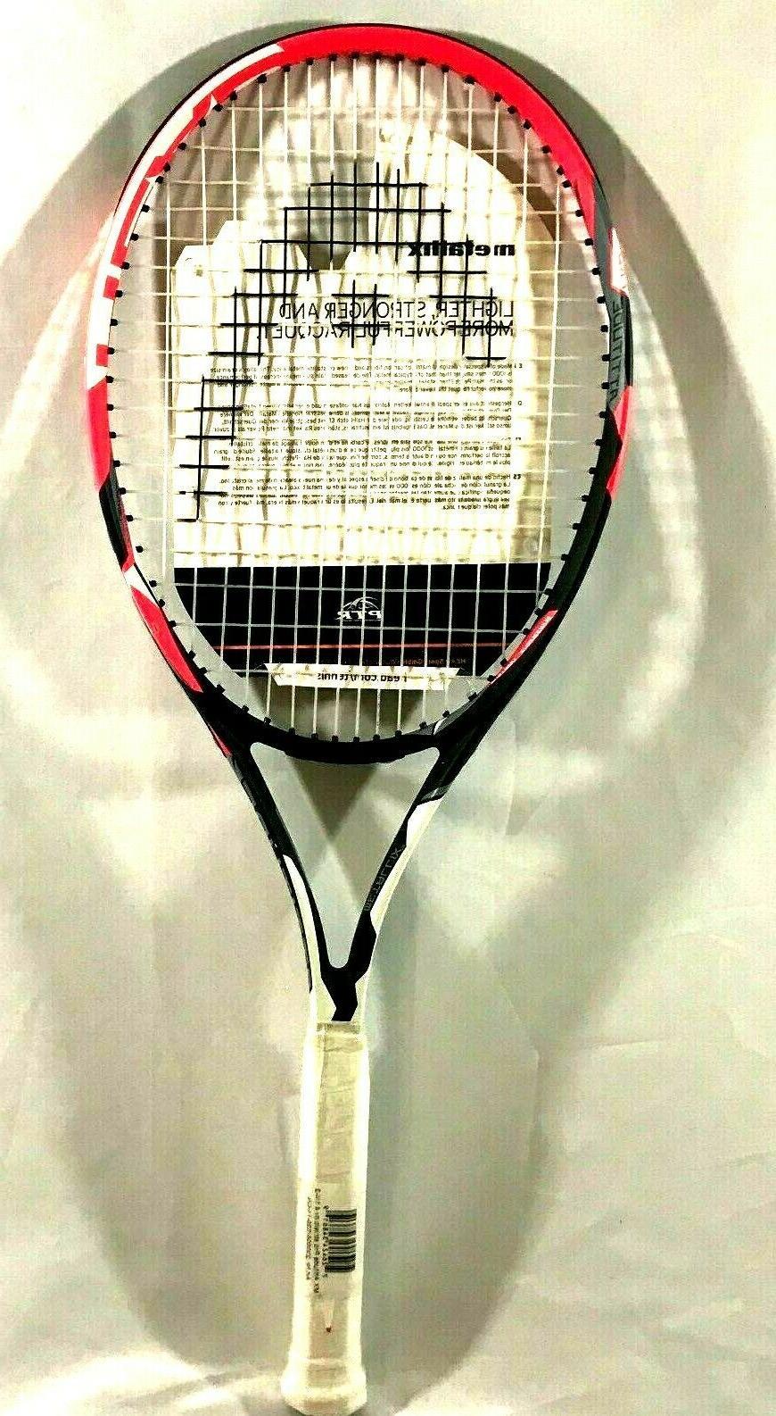 Tennis Metallix Crystalline