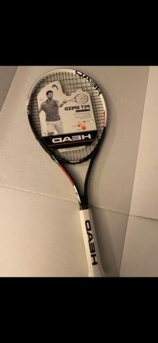 Head Tennis Racquet PCT Titanium - lightweight stability & p
