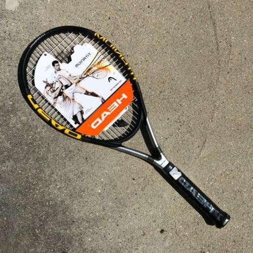 tennis ti s1 pro titanium tennis racquet