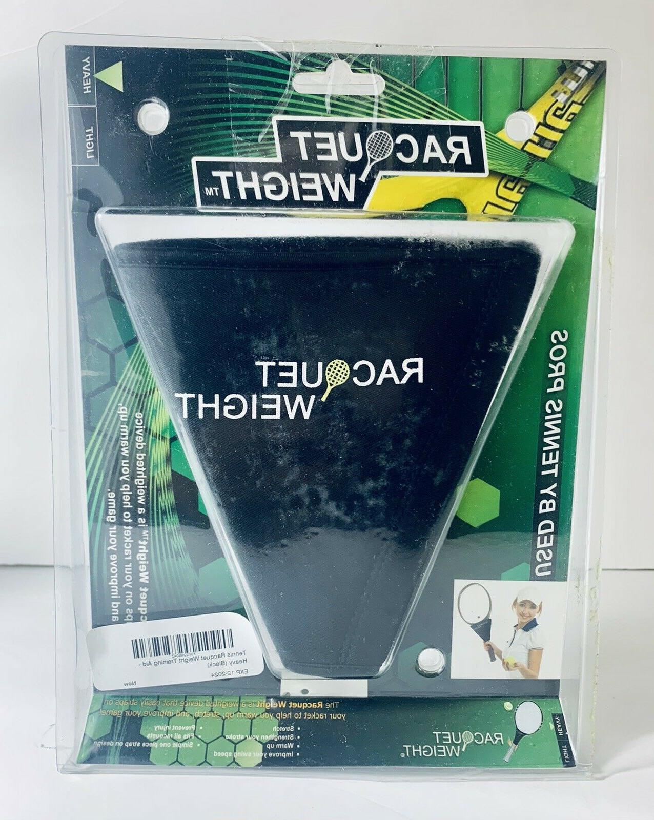 tennis training aid heavy black packing damage